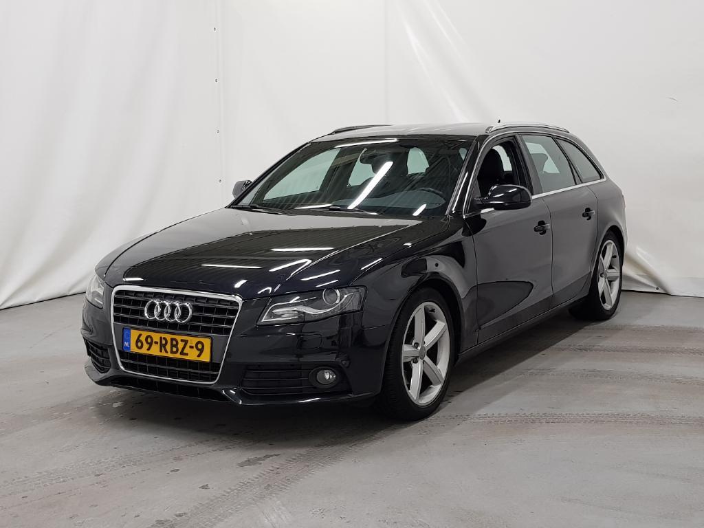 Audi A4 AVANT 2.0 TFSI Pro Line S