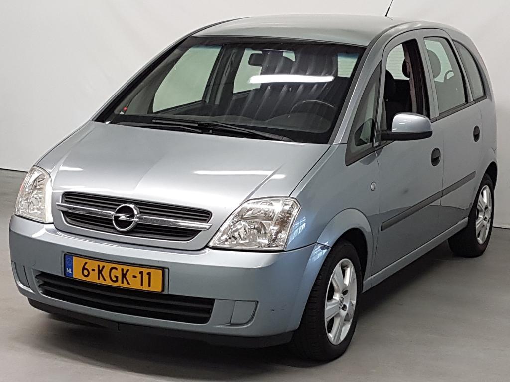 Opel MERIVA  1.6 16V Maxx Cool