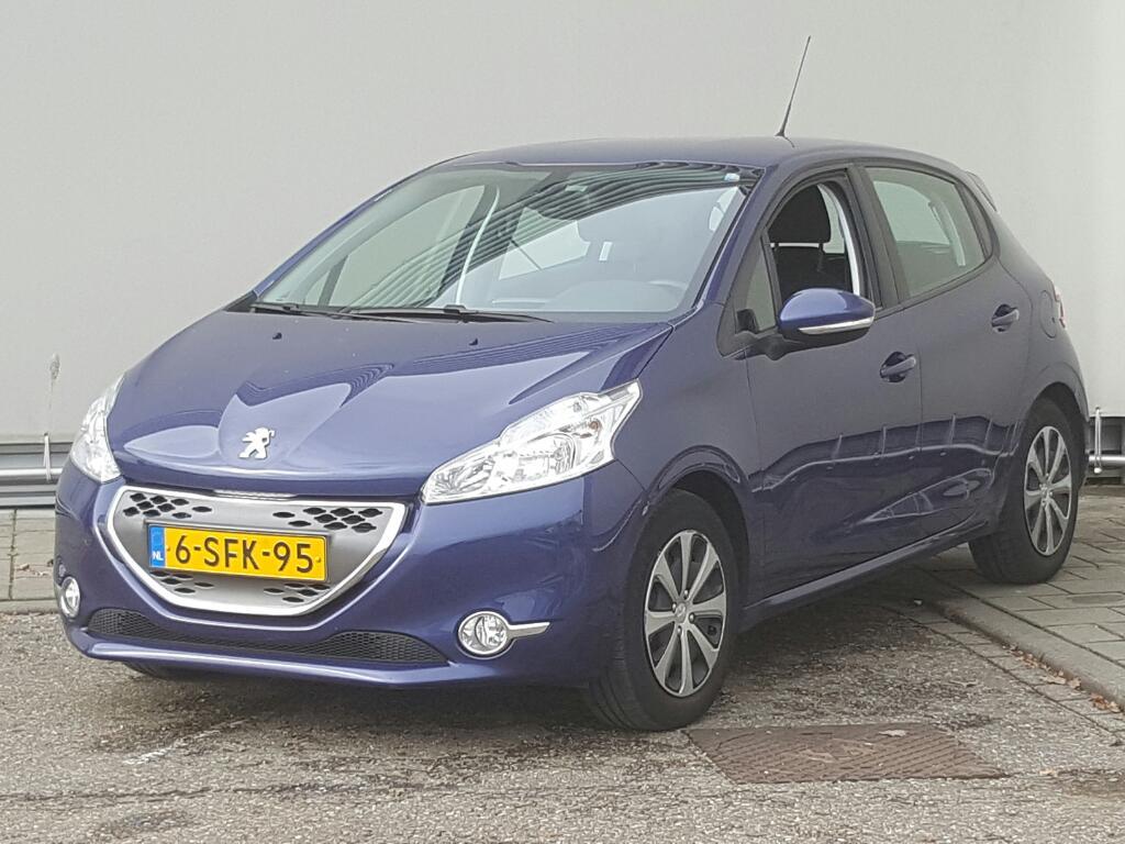 Peugeot 208 1.4 e-HDi Blue Lease