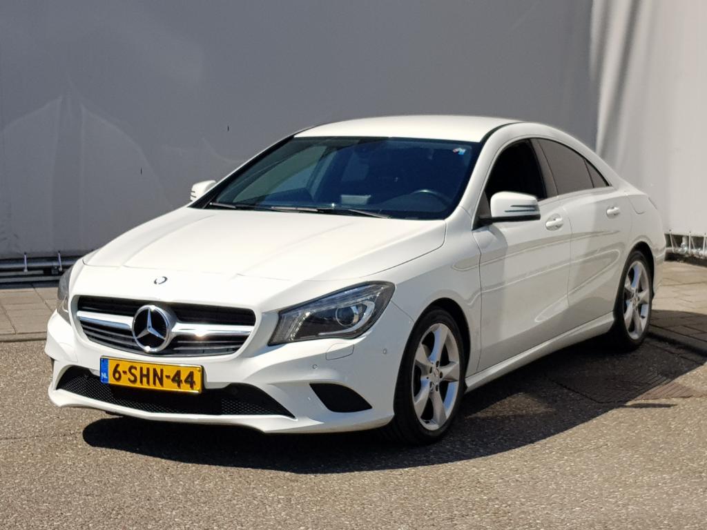 Mercedes-Benz CLA-Klasse 180 BlueEFF. Edition