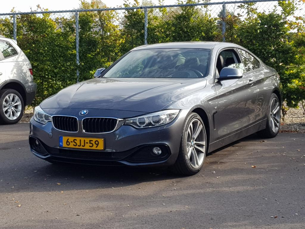 BMW 4-SERIE COUPÉ 420d High Executive