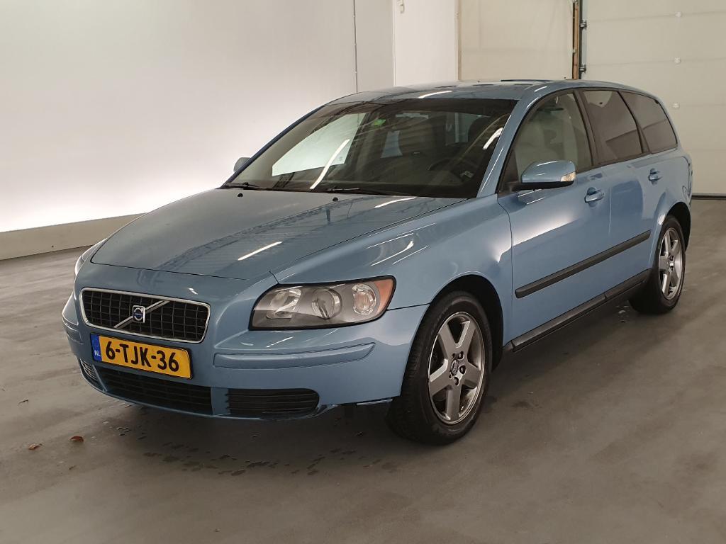 Volvo V50  1.8 Exclusive