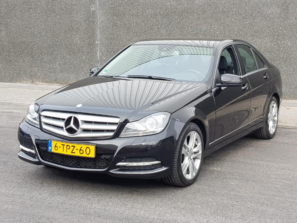 Mercedes-Benz C-KLASSE  180 Pres. Avantgarde