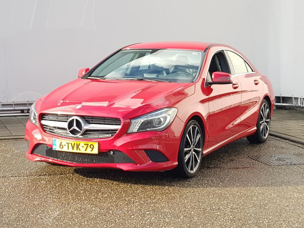 Mercedes-Benz CLA-Klasse 180 BE. Ambition