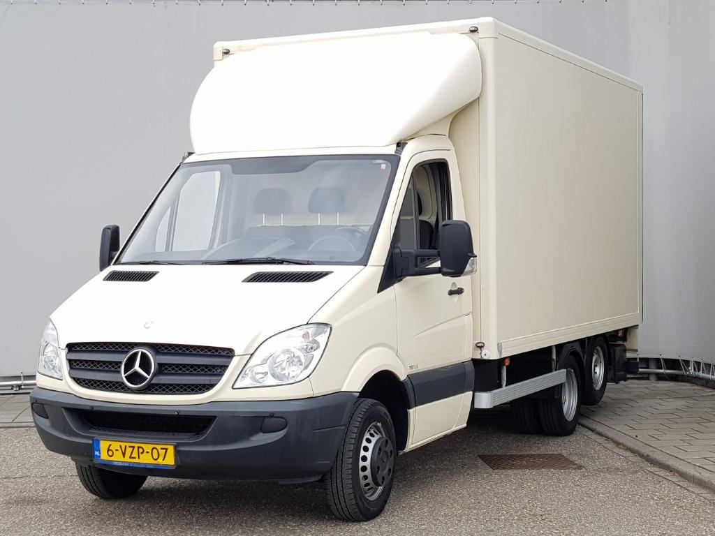Mercedes-Benz SPRINTER  516 2.2 CDI 366 Clickstar combinatie