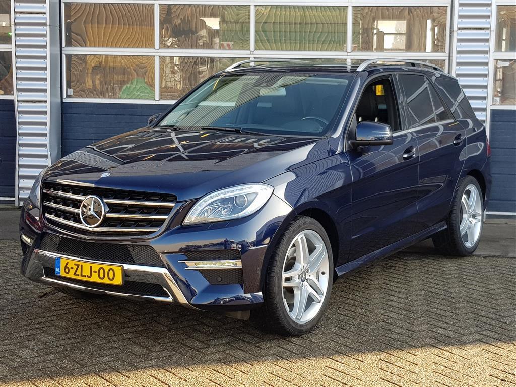 Mercedes-Benz M-KLASSE  350 BlueTEC