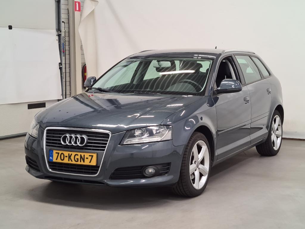 Audi A3 SPORTBACK 1.4 TFSI Attr. PL B