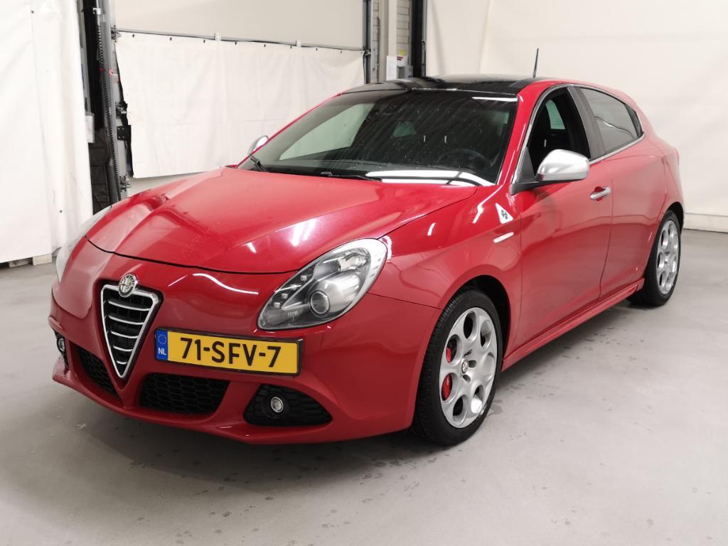 Alfa Romeo GIULIETTA  1.7 TBi Quad. V.