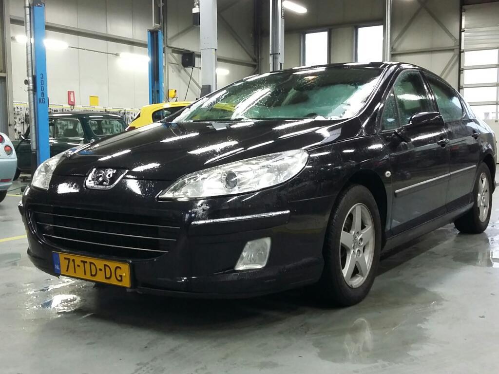 Peugeot 407  1.8-16V XR Pack Nav.