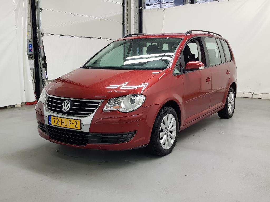 Volkswagen TOURAN  1.4 TSI Comfortline 7P.