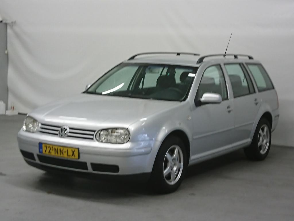 Volkswagen GOLF VARIANT 1.6-16V Ocean