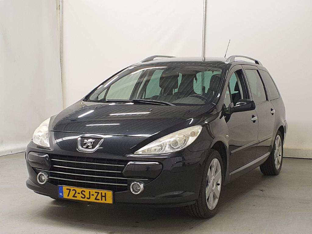 Peugeot 307 SW 2.0-16V XSi
