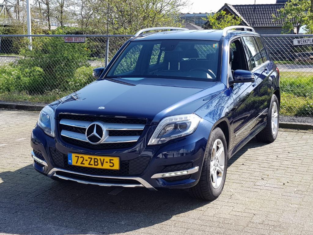 Mercedes-Benz GLK-Klasse 250 CDI BT.4M. Amb.