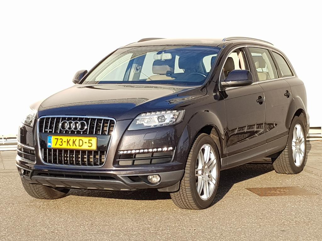 Audi Q7  3.6 FSI q.Pro L+ 5+2