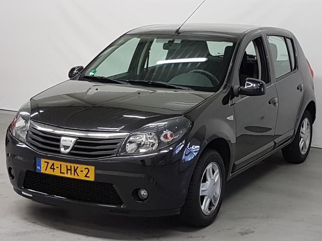 Dacia SANDERO 1.2 Blackline