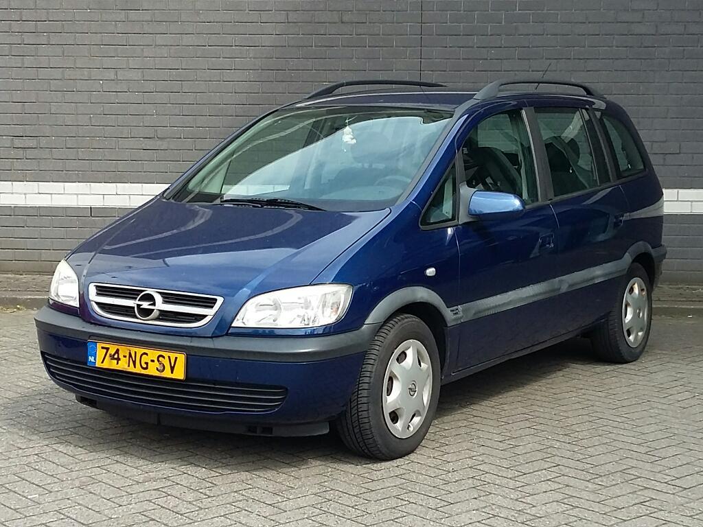 Opel ZAFIRA  1.8-16V Comfort