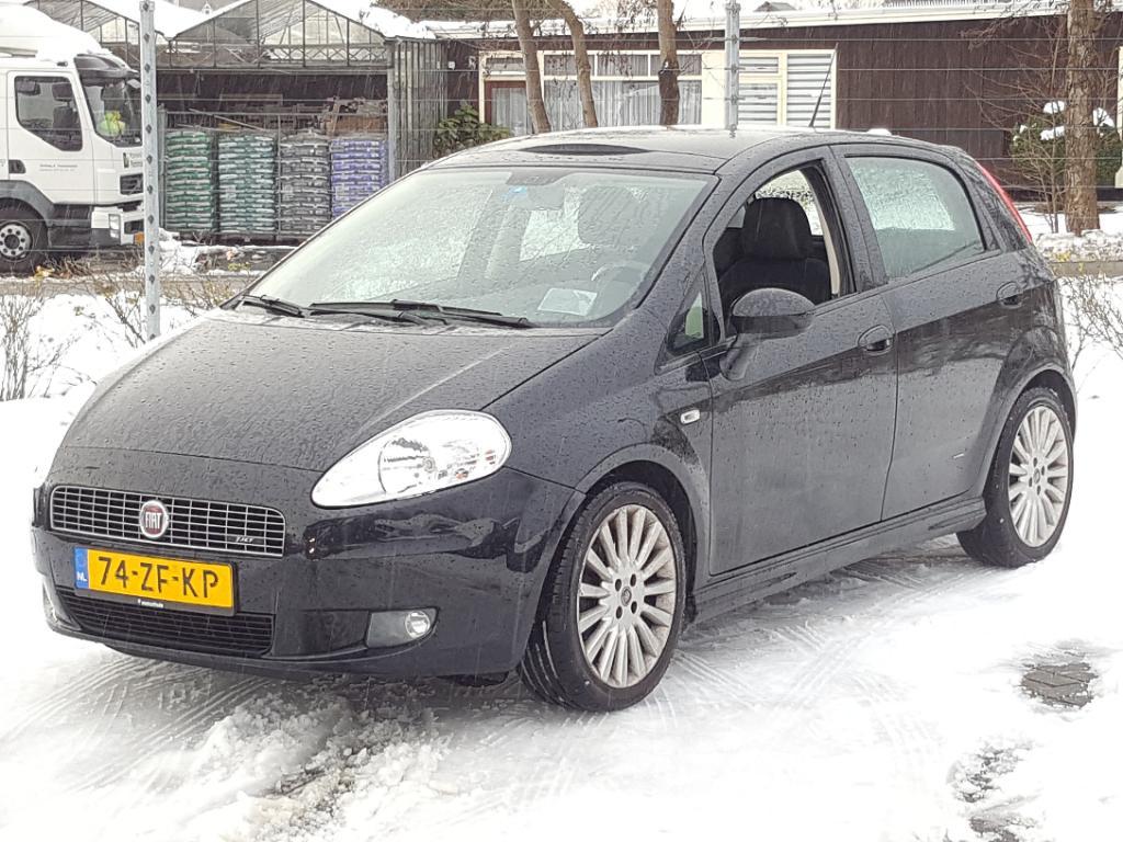 Fiat GRANDE PUNTO 1.4-16V Sport