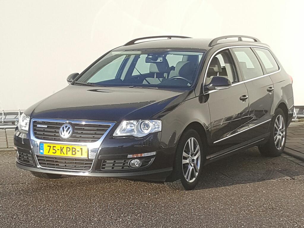 Volkswagen PASSAT VARIANT 1.4 TSI Comfortline BlueMotion