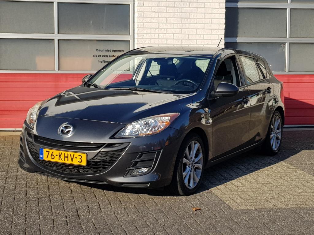 Mazda 3  2.0 DiSi TS Plus