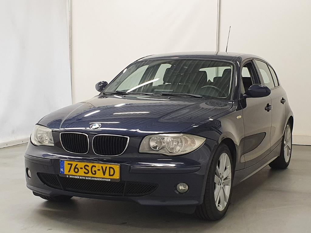 BMW 1-SERIE  120i Anniversary