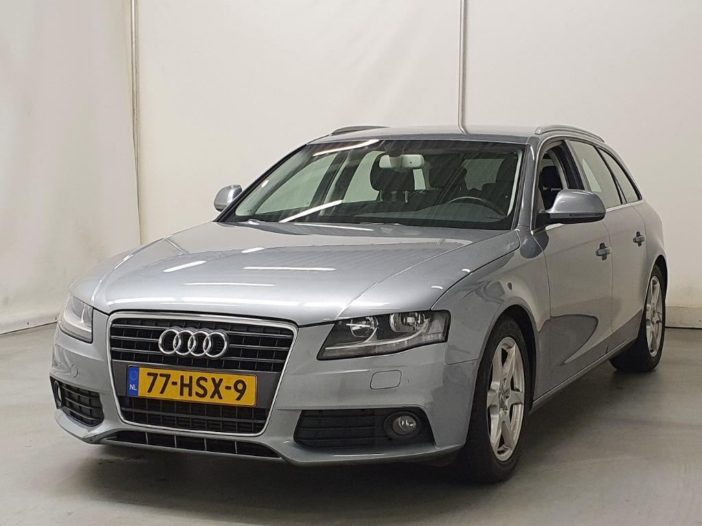 Audi A4 AVANT 2.0 TFSI Pro L. bns