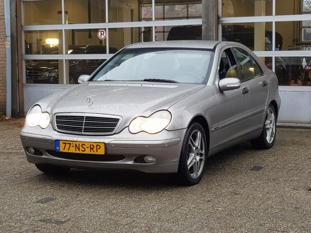 Mercedes-Benz C-KLASSE  200 CDI Classic
