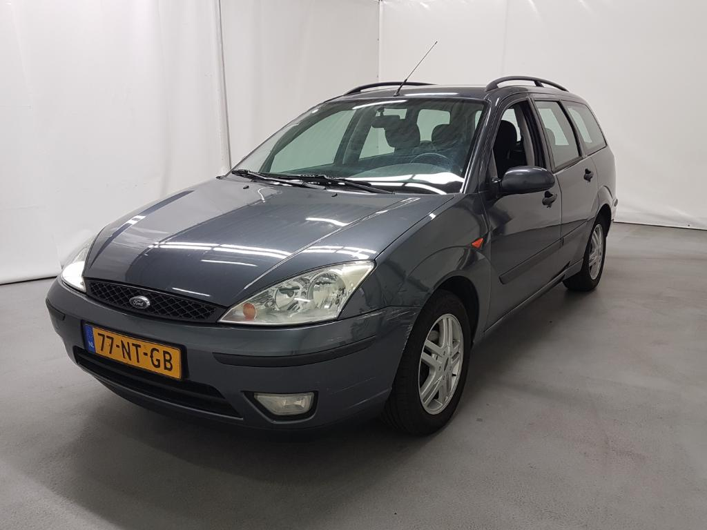Ford FOCUS WAGON 1.6 I Trend