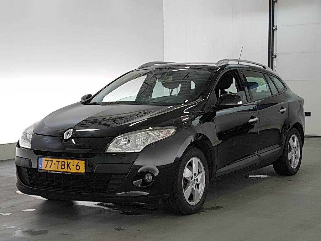 Renault MEGANE ESTATE 1.6 Dynamique E85