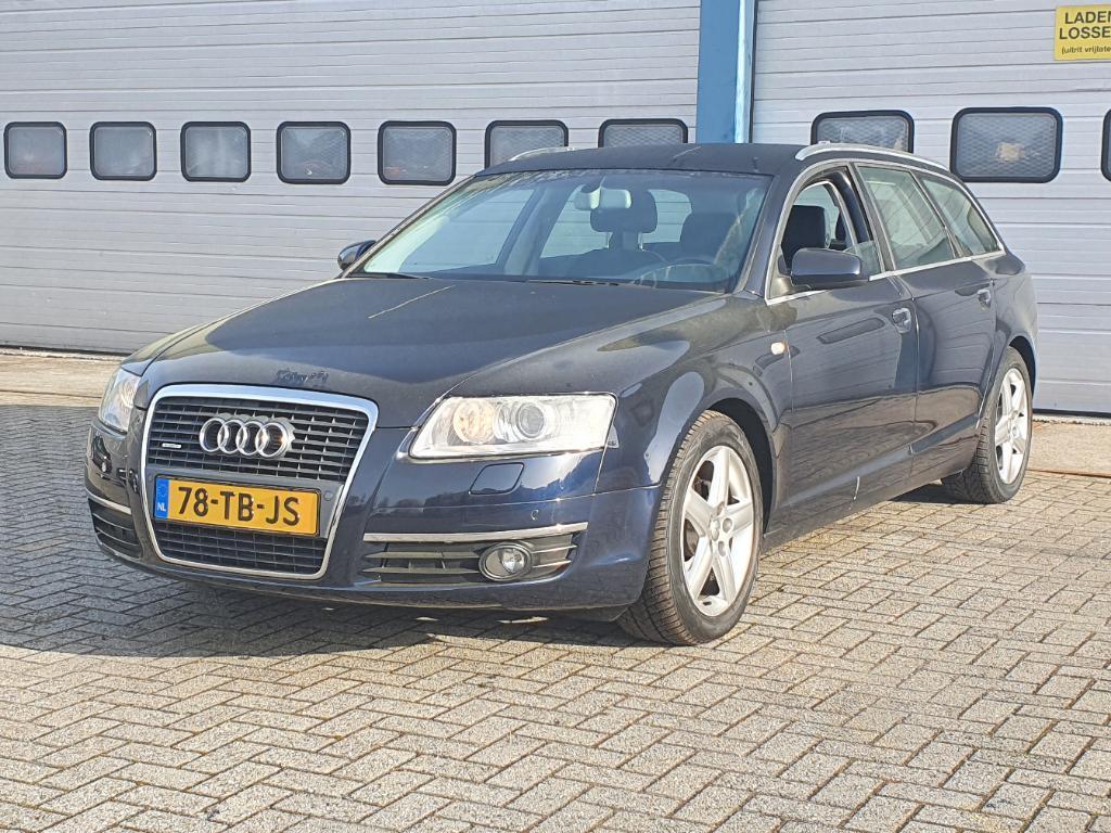 Audi A6 AVANT 2.4 quattro Pro Line