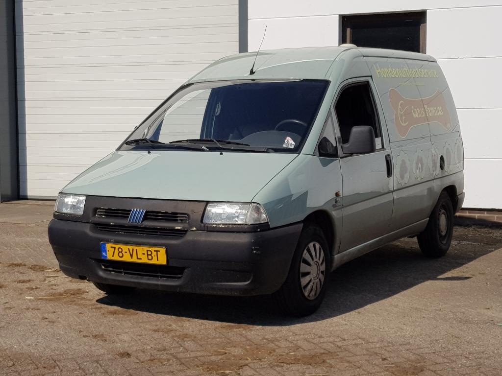 Fiat SCUDO  1.9 D L