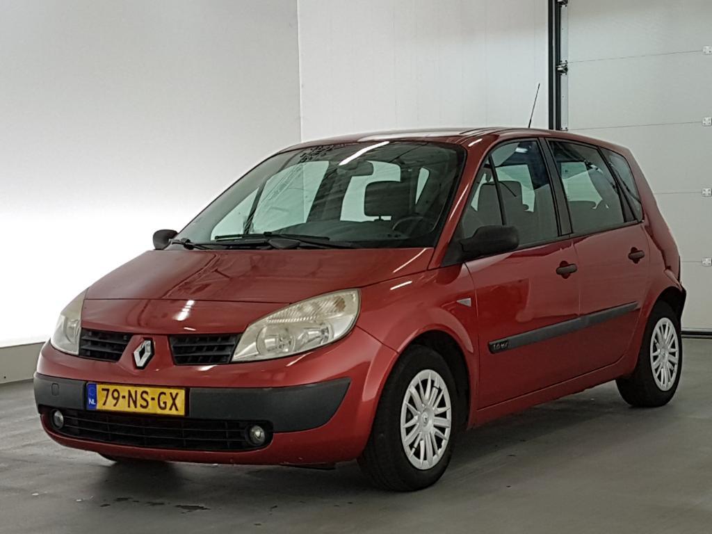 Renault SCENIC  1.6-16V Priv. Comf.