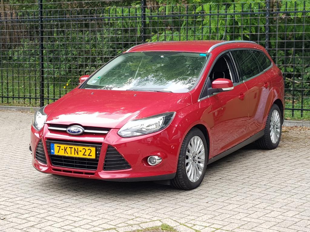 Ford FOCUS WAGON 1.6 TDCI ECO. L. Ti.