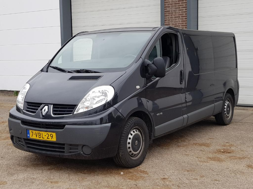 Renault TRAFIC  2.5 dCi T29 L2H1
