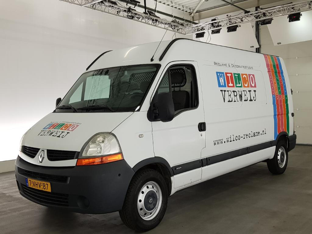 Renault MASTER  T35 2.5 dCi