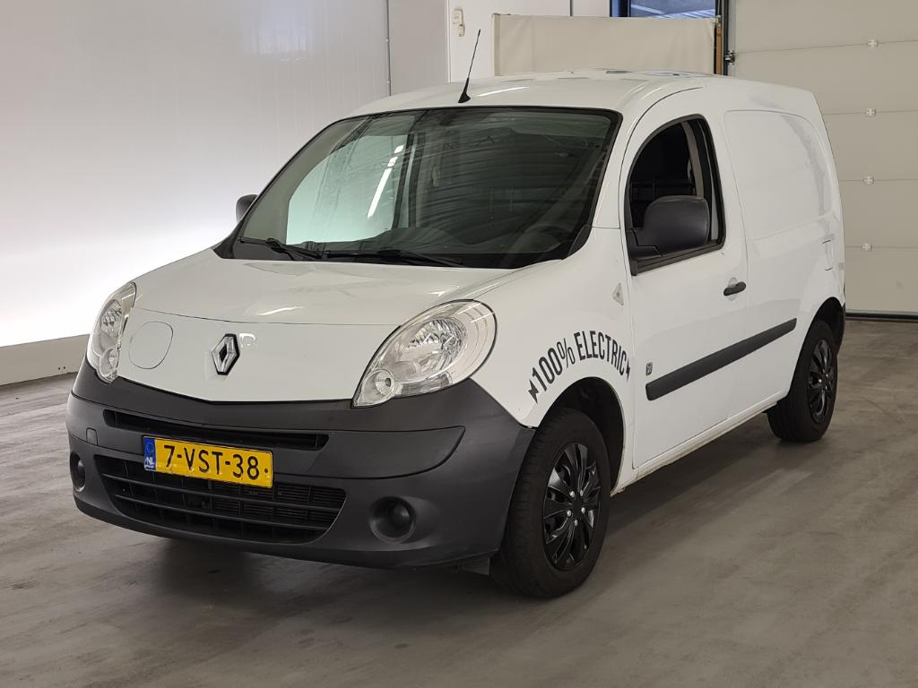 Renault KANGOO EXPRESS  Z.E. (battery leasing, see pictures)