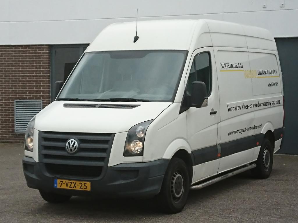 Volkswagen CRAFTER 35 2.5 TDI L2H2