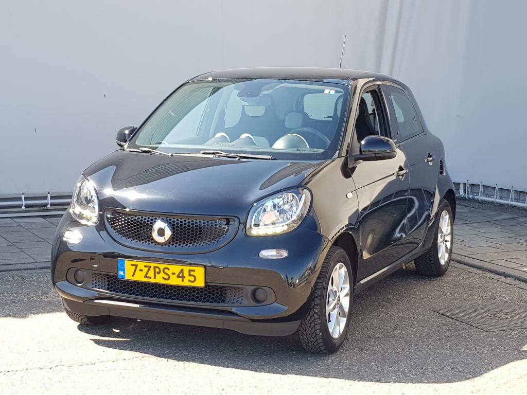 Smart FORFOUR  1.0 Joy Edition Passion LM Cool and Audio Comfort
