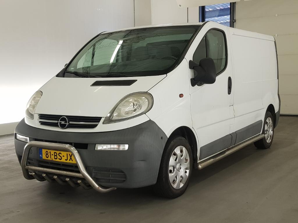 Opel VIVARO  1.9 CDTI L1 H1 GB