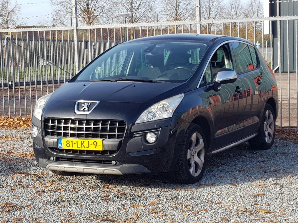 Peugeot 3008 1.6 THP B.Lease Exec