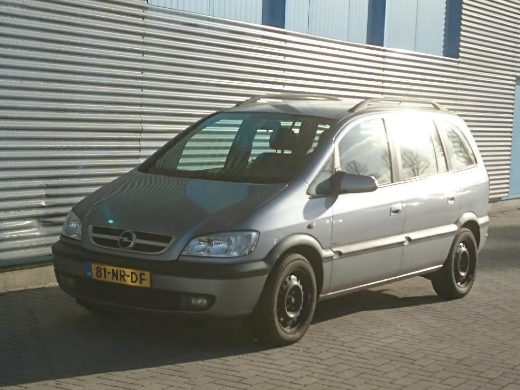 Opel ZAFIRA  2.0-16V DTi Elegance