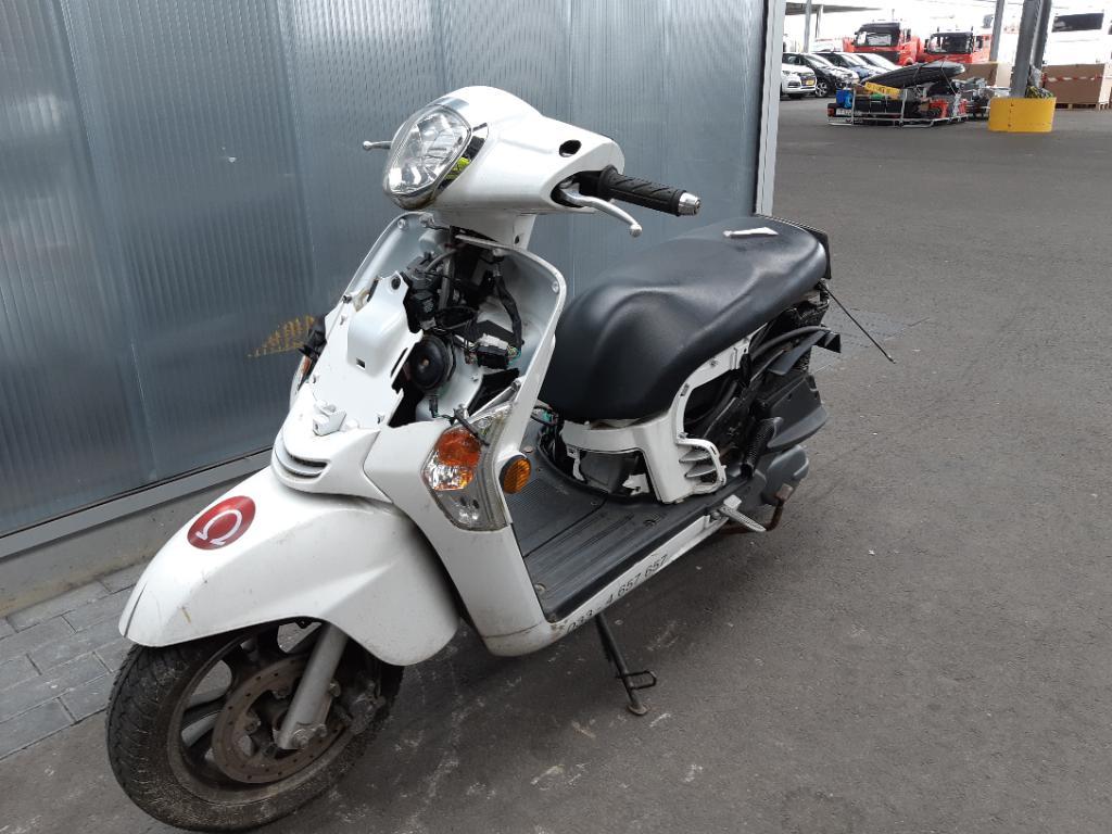 Kymco Scooter 200i Like