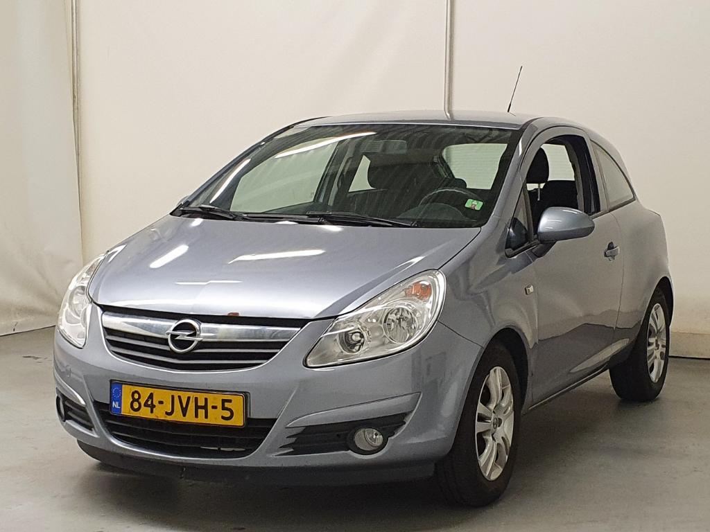 Opel CORSA  1.4-16V White Edit.