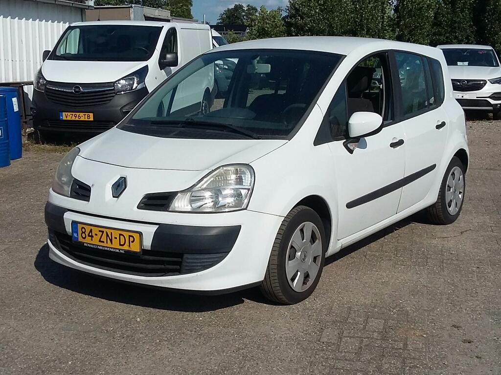 Renault GRAND MODUS 1.2-16V Expression