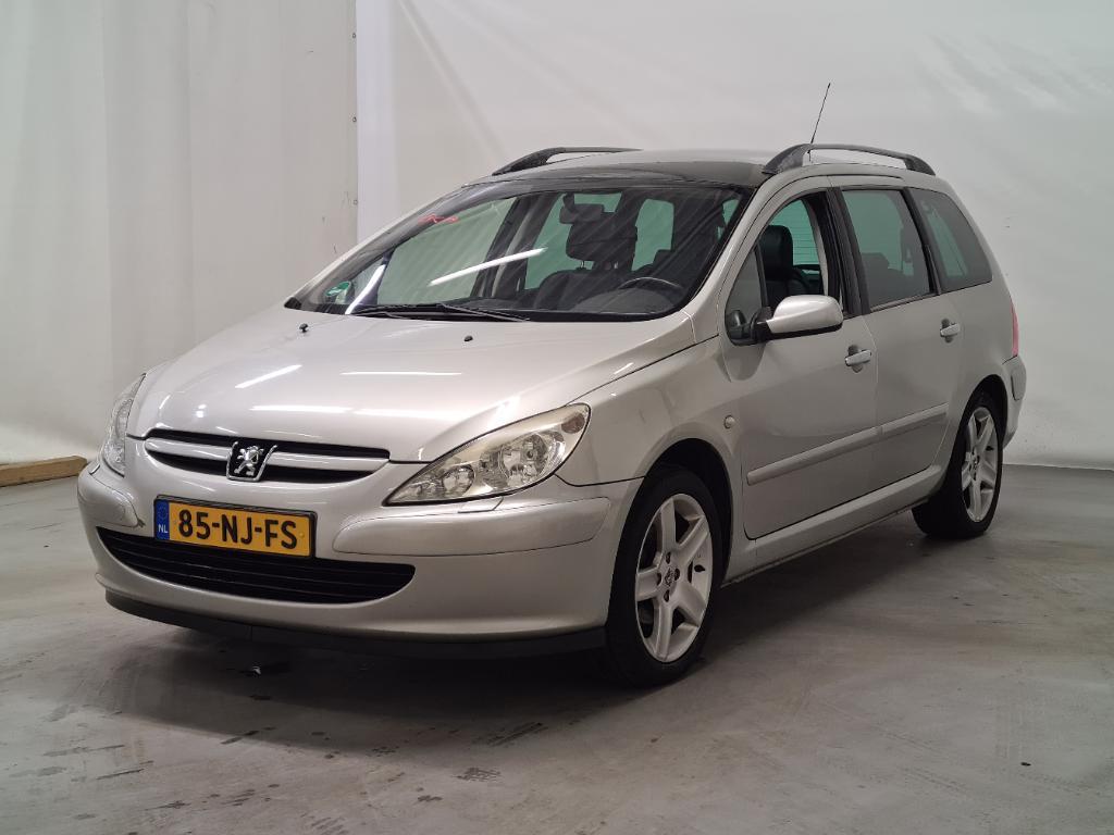 Peugeot 307 SW 2.0 16V Pack