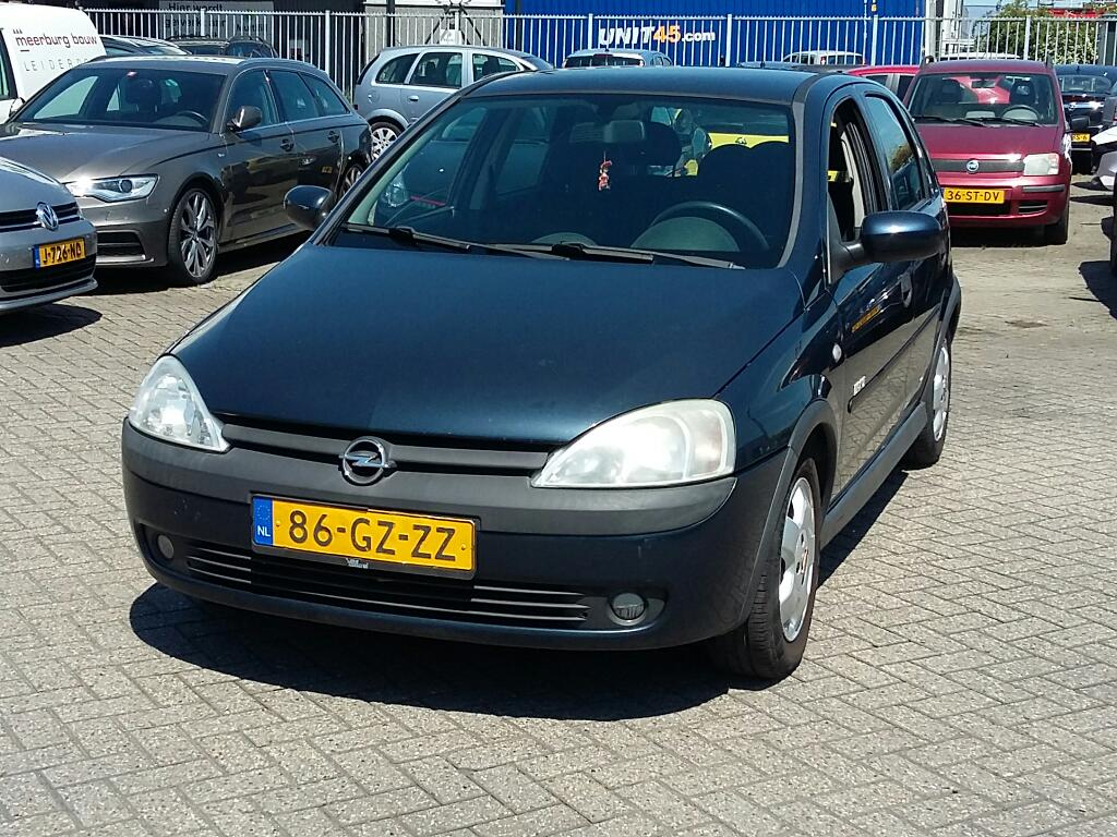 Opel CORSA  1.4-16V Elegance