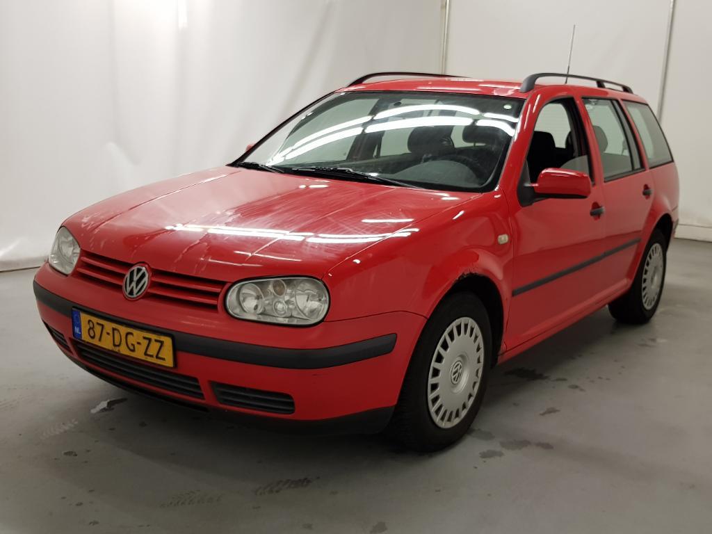 Volkswagen GOLF VARIANT 1.9 TDI Trendline
