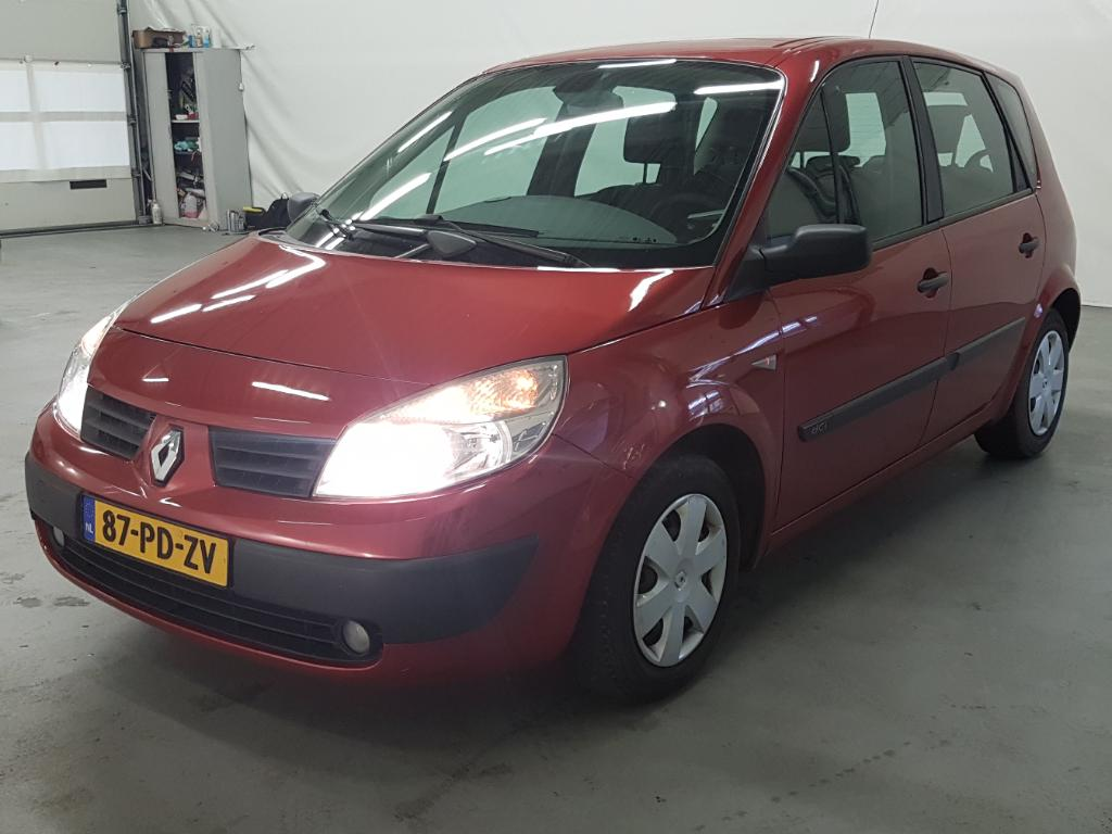 Renault SCENIC  1.5 dCi Expr. Comf.