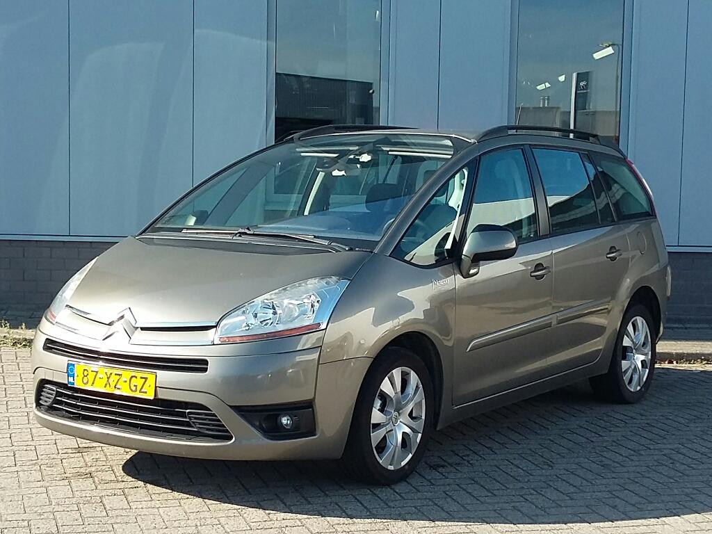 Citroen C4 GRAND PICASSO 1.8-16V Business 7p.