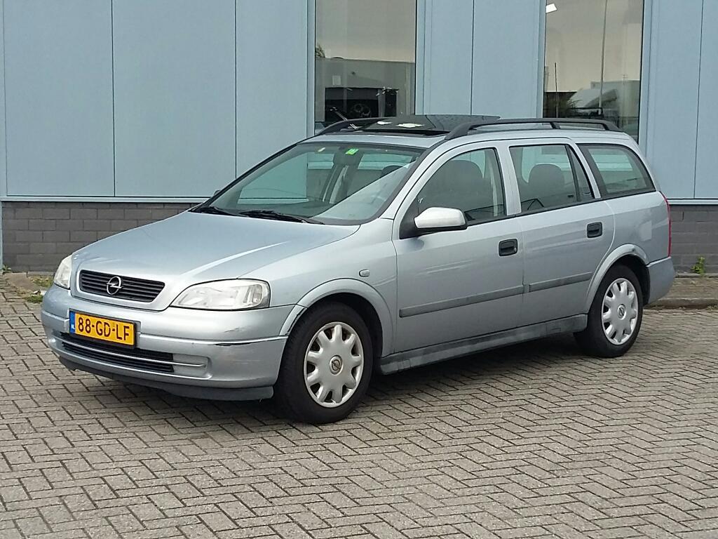 Opel ASTRA WAGON 1.6 Pearl