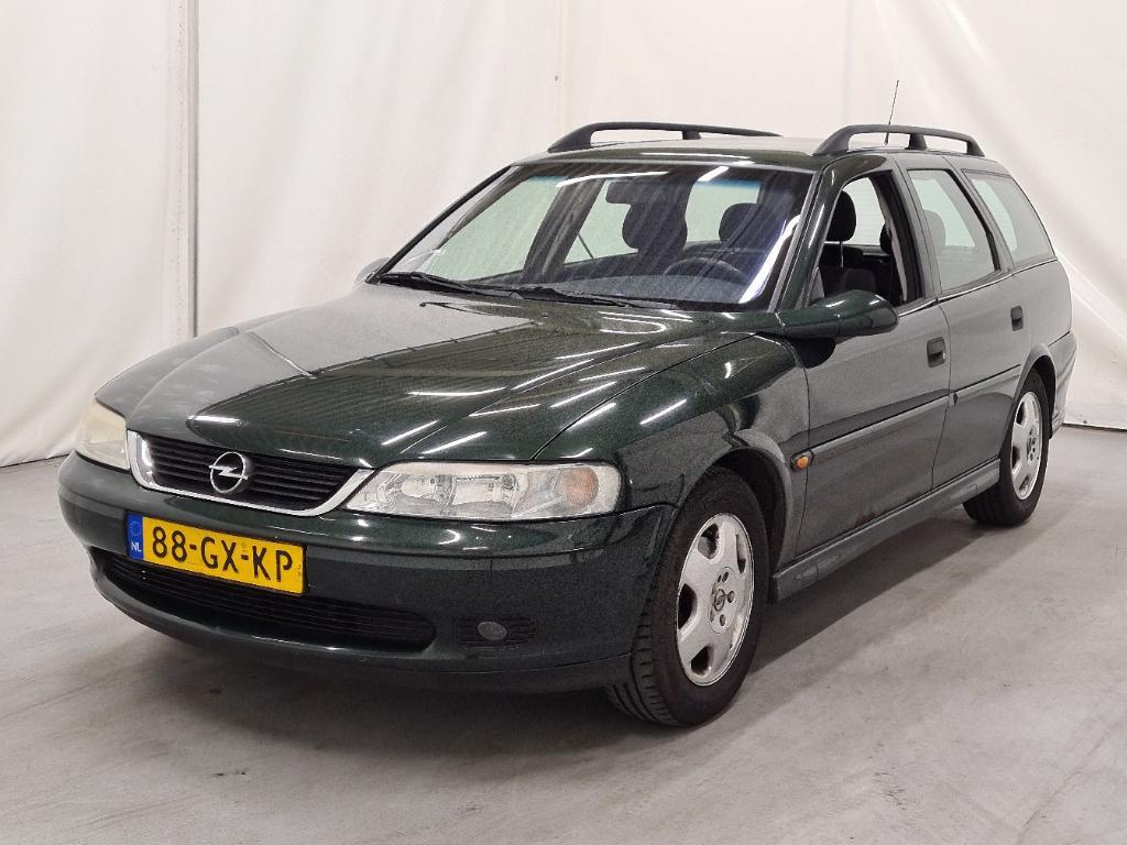 Opel VECTRA WAGON 1.6-16V Business Ed.